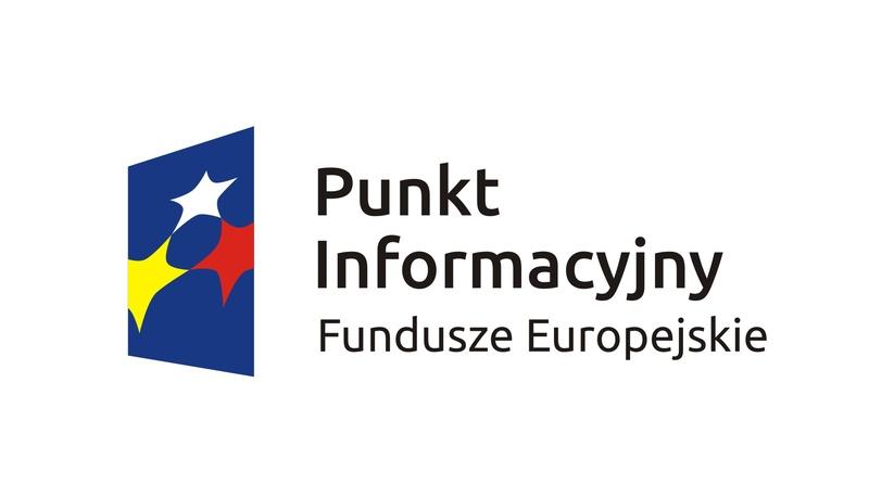 Punkt Informacyjny Funduszy Europejskich- logo