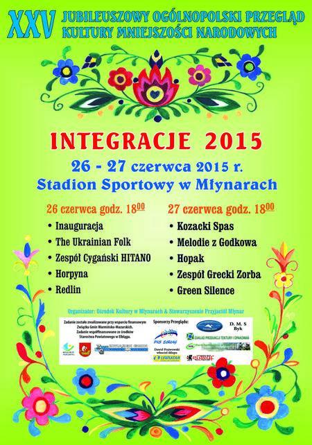 Integracje 2015