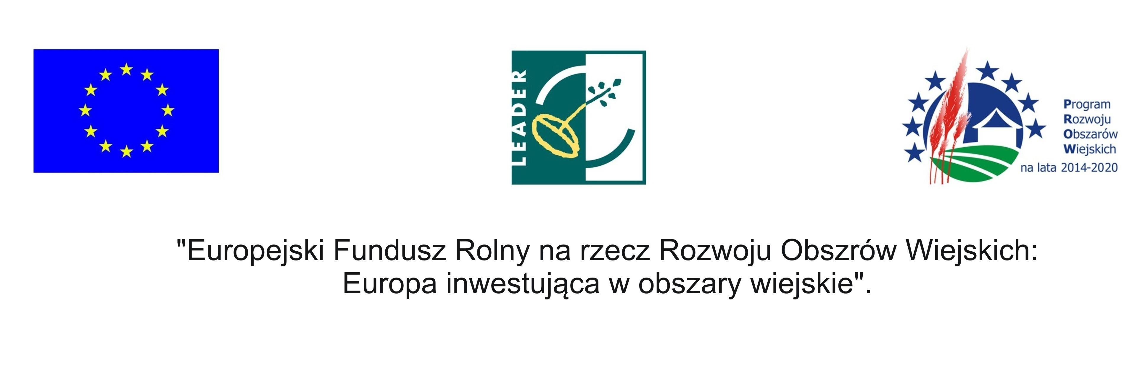 logotypy programu PROW 2014-2020