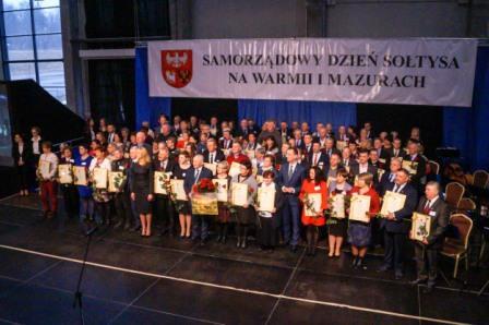 Samorządowy Dzień Sołtysa Ostróda 2018