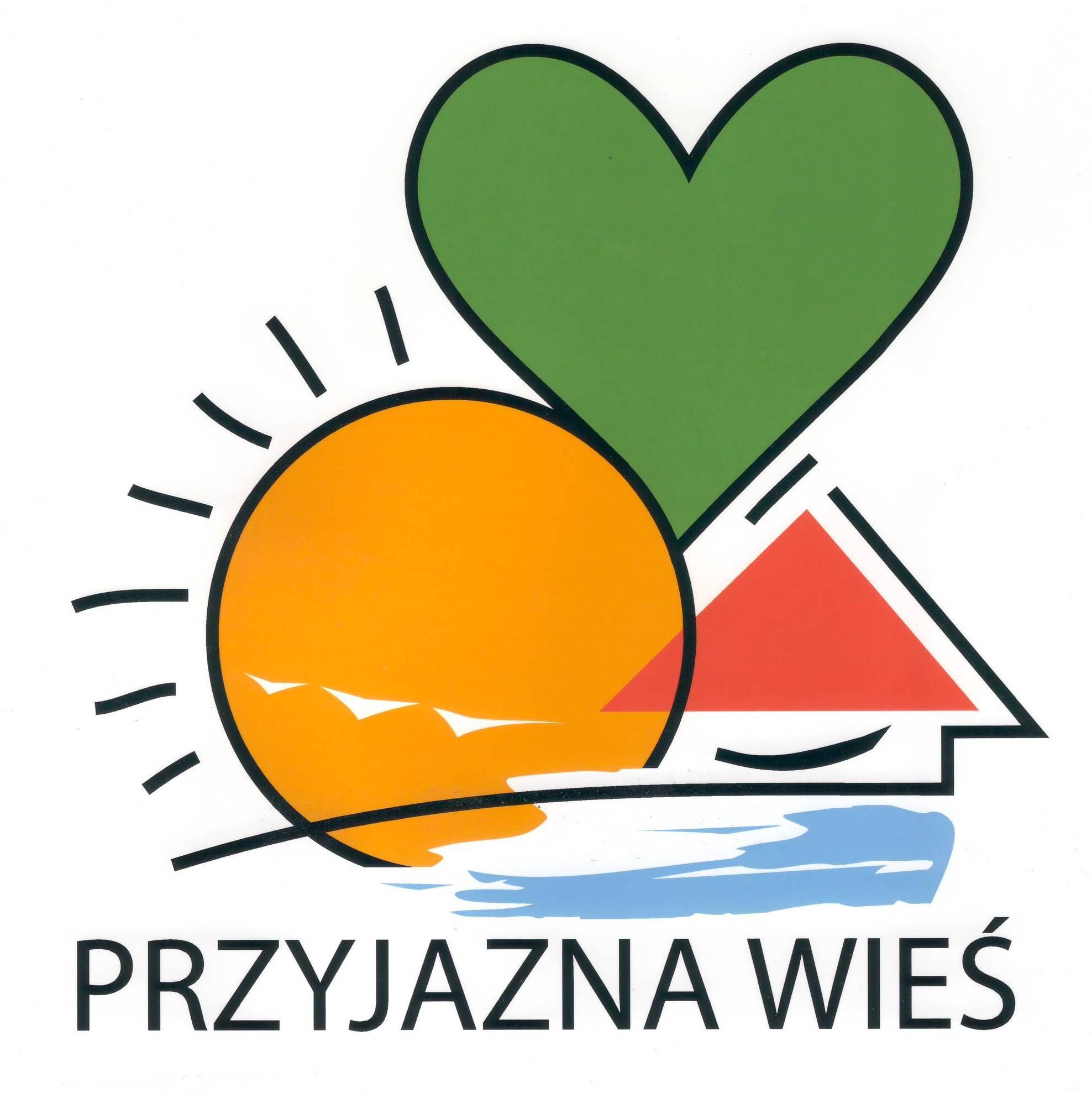 przyjazna wieś- logo