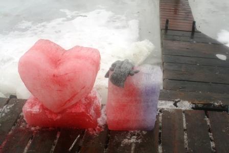 serce lodowe