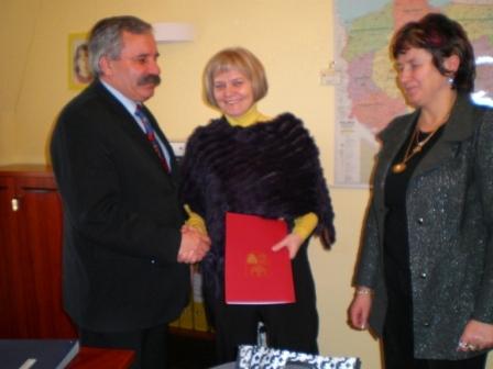 podpisanie umowy na 2010r
