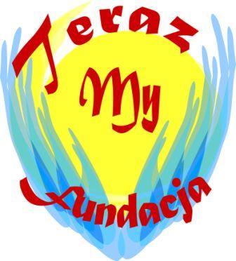 logo- Fundacja TERAZ MY
